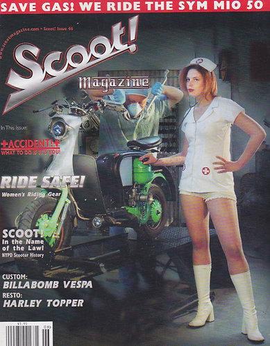 Scoot! Magazine #46