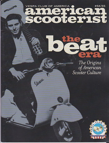 American Scooterist #54/55