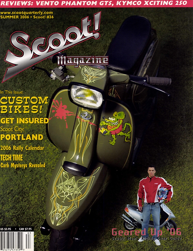 Scoot! Magazine Summer 2007 #36