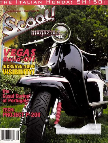 Scoot! Magazine July 2009 #51
