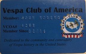 Replacement Member Card
