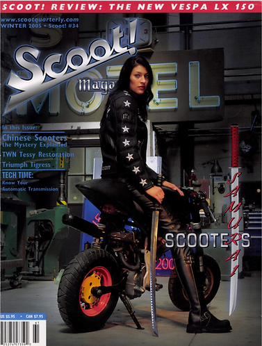 Scoot! Magazine Winter 2005 #34