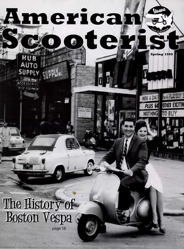 American Scooterist #27 Spring 99