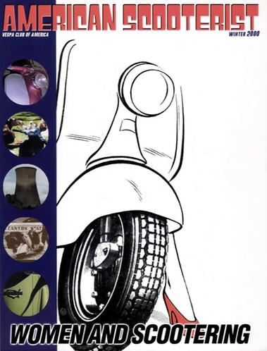 American Scooterist #31 Winter 2000
