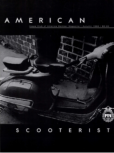 American Scooterist #25 Fall 98