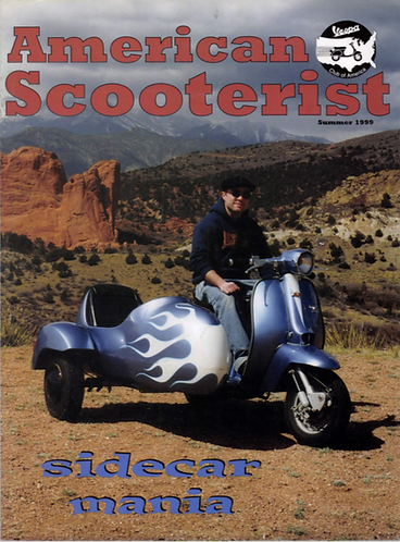 American Scooterist #28 Summer 99