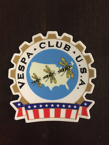 VCOA Emblem Sticker