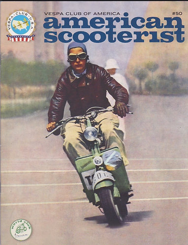 American Scooterist #50