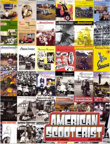 American Scooterist #37 Summer 2002
