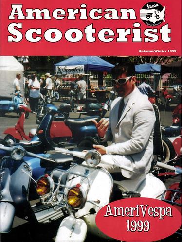 American Scooterist #29 Fall Winter 99