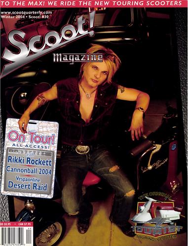 Scoot! Magazine Winter 2004 #30