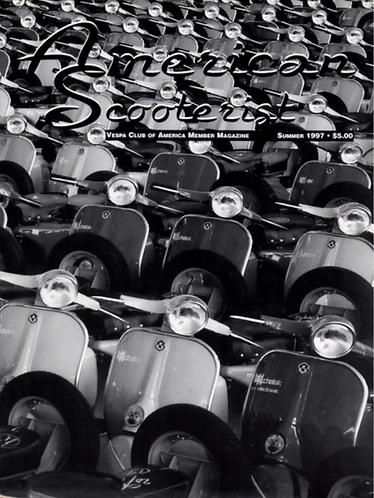 American Scooterist #20 Summer 97