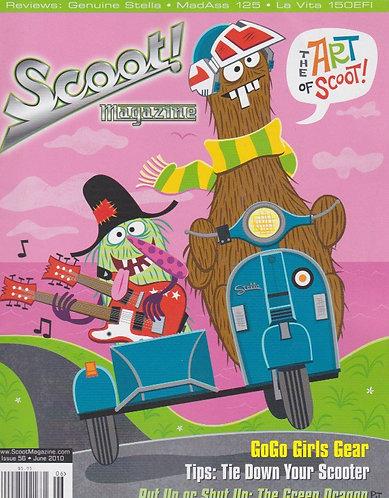 Scoot! Magazine June 2010 #56