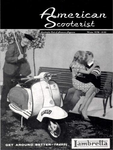 American Scooterist #22 Winter 97