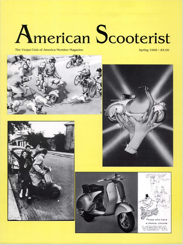 American Scooterist #15 Spring 96