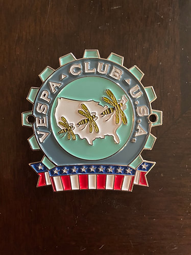 """2"""" VCOA cog world club palette with mounting holes"""