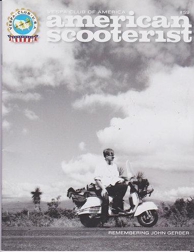 American Scooterist #59