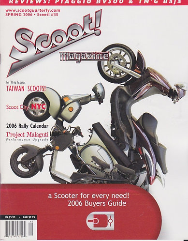 Scoot! Magazine issue #35