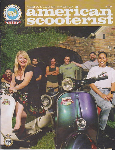 American Scooterist #46