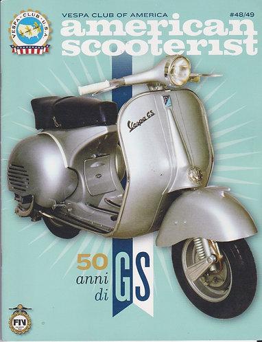 American Scooterist #48/49 Digital Download