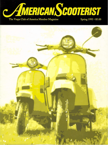 American Scooterist #11 Spring 1995