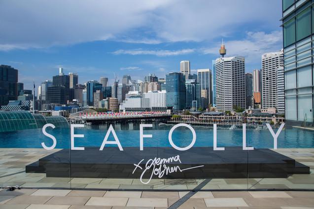 Seafolly & Chandon