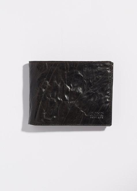 Кожен портфейл черен