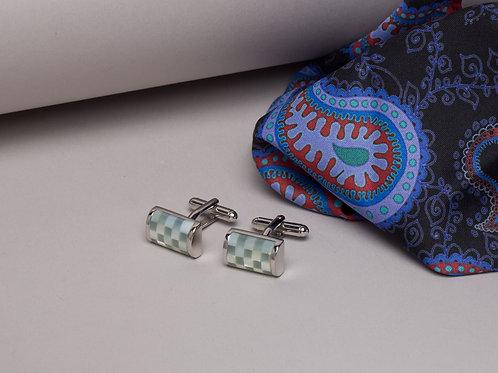Копчета за ръкавели седеф