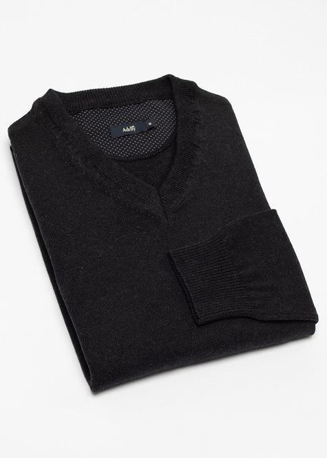 Мъжки пуловер графит