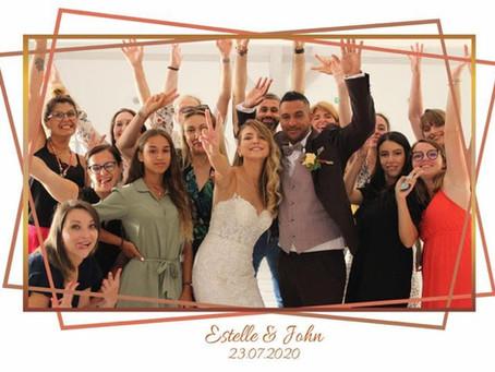 """""""I choose you"""", un shooting d'inspiration mariage à la Bastide de Jaillans dans la Drôme"""