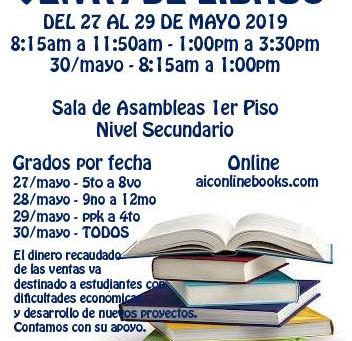 Orden de libros en la AIC