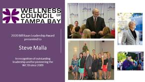 Bill Baun Leadership Award 2020