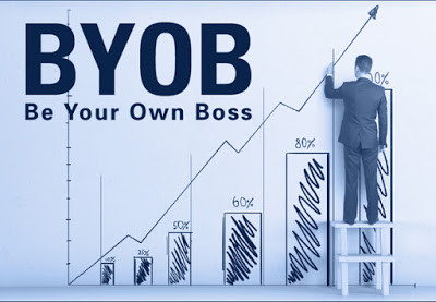 It's Time to Be Your Own Boss