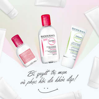 Bioderma-application