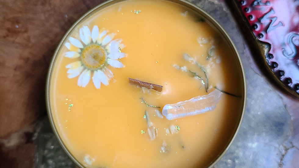 Sacral Chakra Candle (8 oz.)