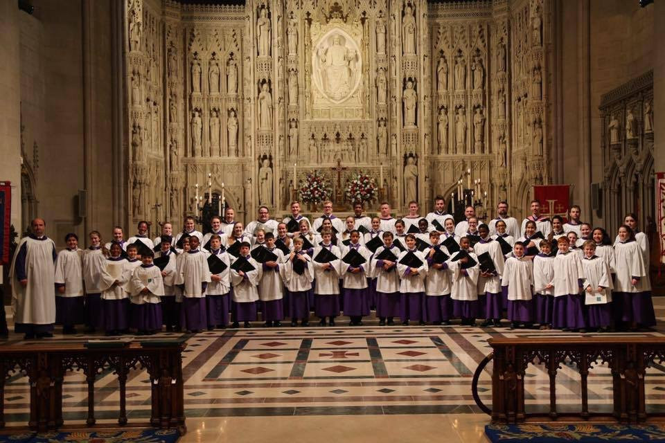 Washington National Cathedral Choristers 2016