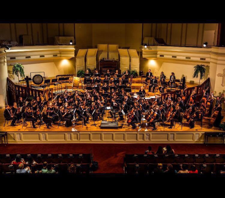 St. Olaf Orchestra Tour 2016