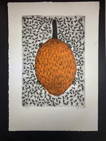 Black Ant Art - Allan Mansell - The Feast