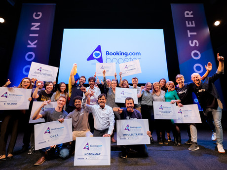 Grant Recipients of the 2019 Booking Booster