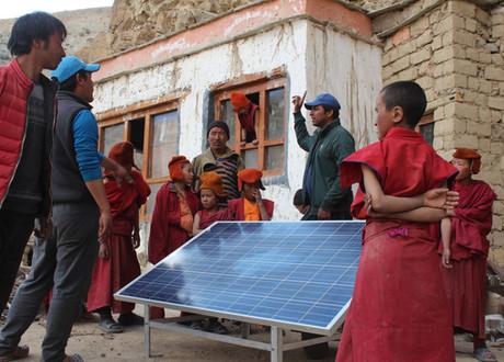 Booster Alumni: Global Himalayan Expedition