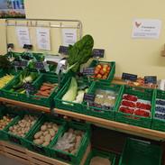 Gemüse - Früchte