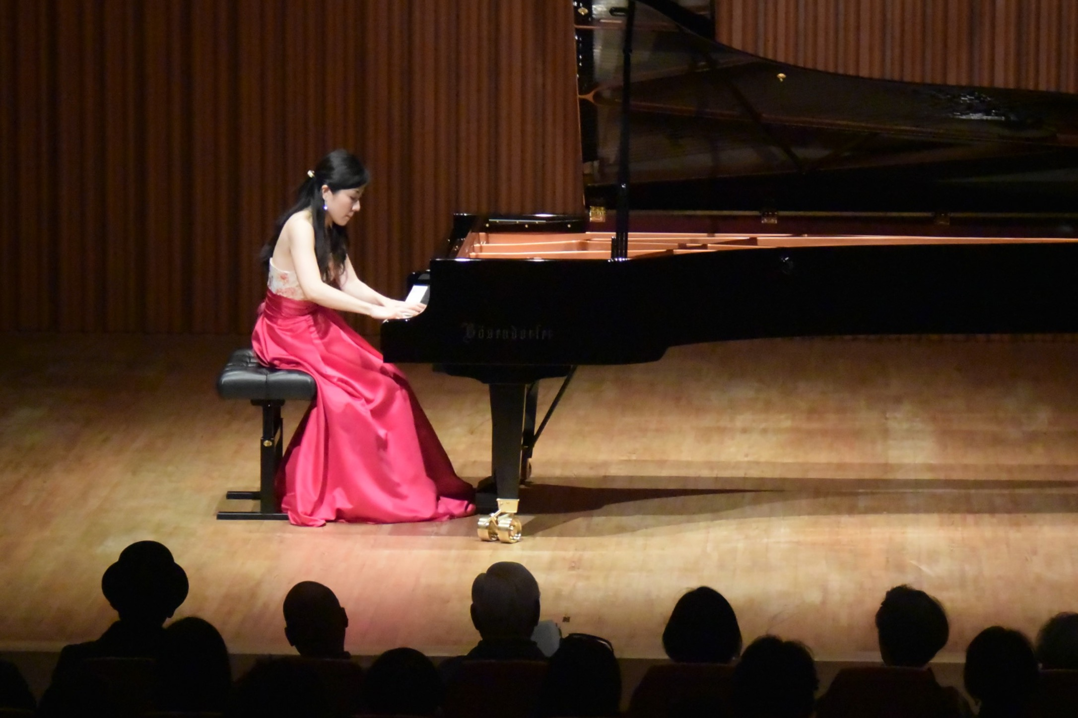 recital toppan hall with 280VC
