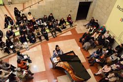 Concert in museum, 2015 Dec.