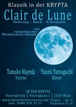 clari de lune