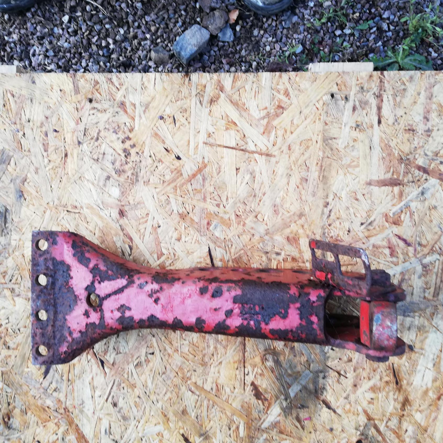Kvernalnd conventional plough headstock £55.00 plus vat