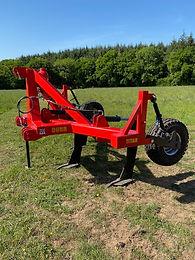 Dunn's cultivation equipment | Dunn's Titan