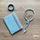 Thumbnail: Protège carnet personnalisable - 25 coloris