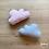 Thumbnail: Coussin nuage - 2 tailles - 25 Coloris