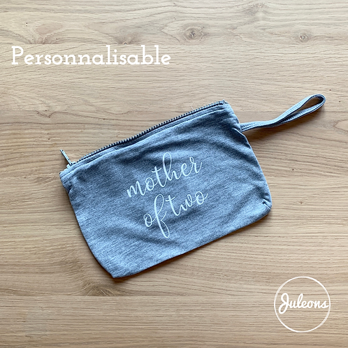 "Trousse ""Mother"" - Personnalisable"