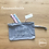Thumbnail: Trousse grise - Personnalisable